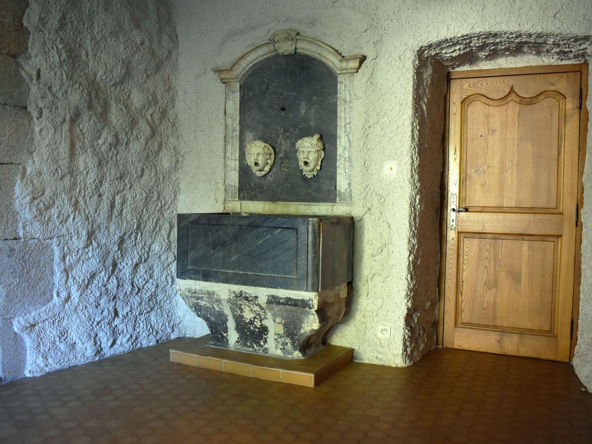 fontaine 16ème siècle